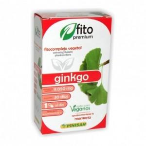 Ginkgo Fito Premium 9.050 Mg 30 Cápsulas Pinisan