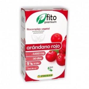 Arándano Rojo Fito Premium 3.650 Mg 30 Cápsulas...