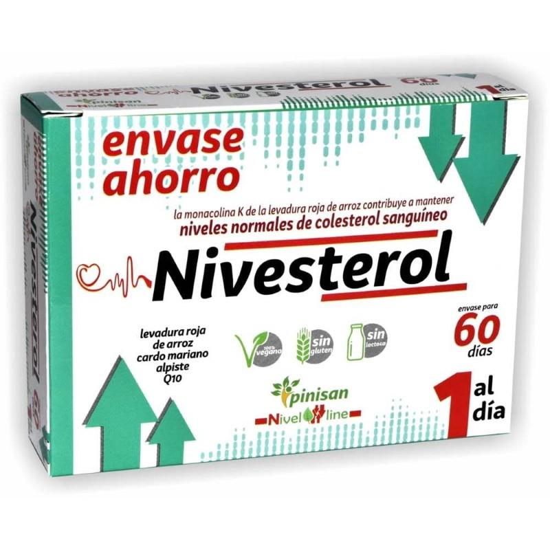 El tópic del pupas: cuando la salud se resiente Nivesterol-60-capsulas-pinisan