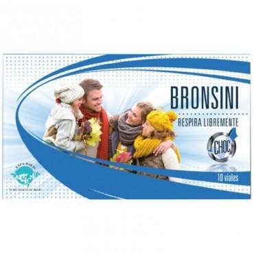 Bronsini Choc 10 Viales...