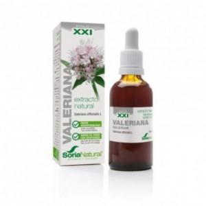 Extracto Valeriana XXI 50 ml Soria Natural