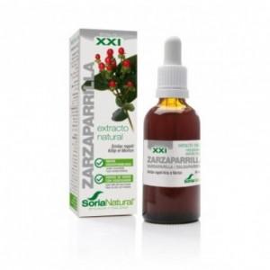Extracto Zarzaparrilla XXI 50 ml Soria Natural