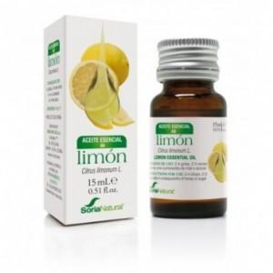 Aceite Esencial Limón 15 ml Soria Natural