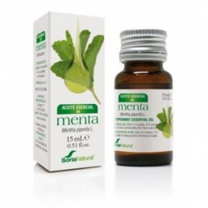Aceite Esencial Menta 15 ml Soria Natural