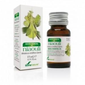 Aceite Esencial Niaouli 15 ml Soria Natural