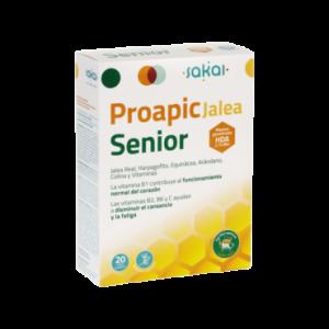 Proapic Jalea Senior 20 Viales 10 Ml Sakai