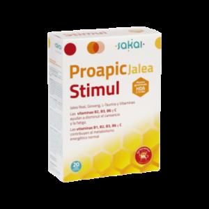 Proapic Jalea Stimul 20 Viales 10 Ml Sakai