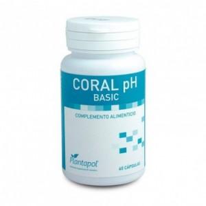Coral PH Basic 615 mg 60 capsulas Plantapol