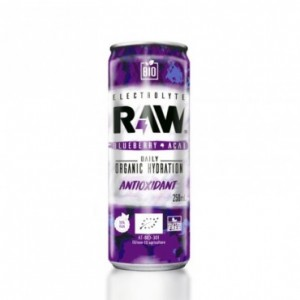 Raw Bio Refresco Sin Gas Antioxidante 250 ml...