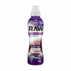 Raw Bio Refresco Sin Gas Antioxidante 400 ml...