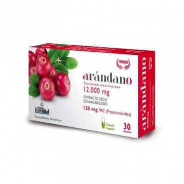 Arándano Rojo 12000 mg. 30...