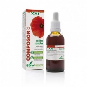 Composor C-33 Doxitos Complex XXI 45 ml Soria...