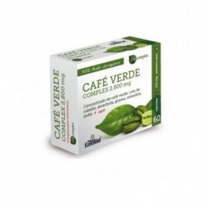 Café Verde Complex 2800 mg. 60 capsulas Nature...
