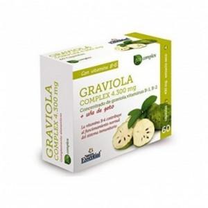 Graviola Complex 4300 mg. 60 capsulas  Nature...