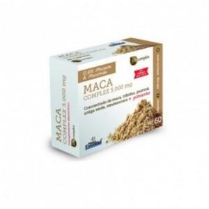Maca Complex 3000 mg. 60 capsulas Nature Essential