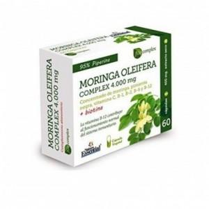 Moringa Complex 4000 mg. 60 capsulas Nature...