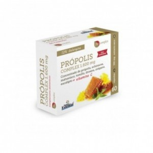 Propolis Complex 1600 mg. 60 capsulas Nature...