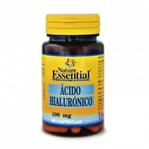 Acido Hialuronico 100 mg. 60 capsulas Nature...